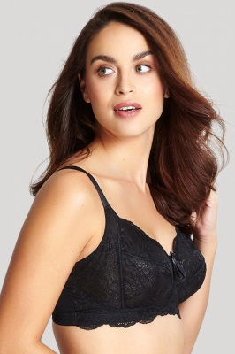Panache Andorra Soft Cup Support Bra - Black