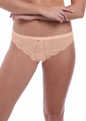 Freya Fancies Brazilian Thong - Natural Beige