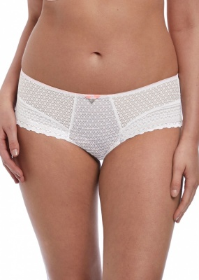 Freya Daisy Lace Short - White