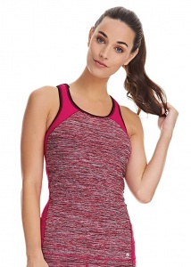 Freya Performance Underwired Sports Top - Cherry Glow