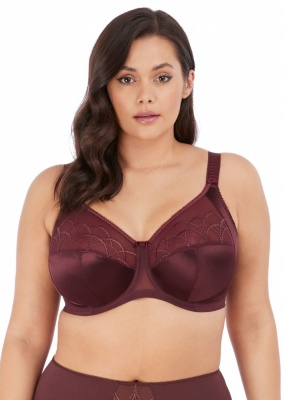Elomi Cate Full Cup Bra - Raisin