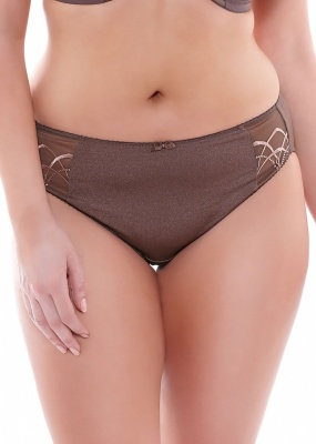 Elomi Cate Brief - Pecan