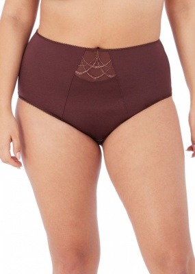 Elomi Cate Brief - Raisin