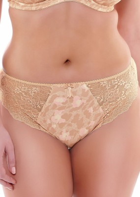 Elomi Morgan Brief - Toasted Almond