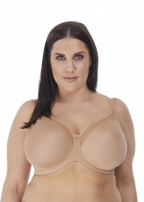 Elomi Smooth Underwired Moulded Bra - Sahara