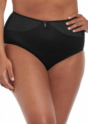 Elomi Lydia Full Brief - Black