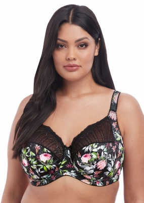 Elomi Mariella Underwired Banded Bra - Paradise