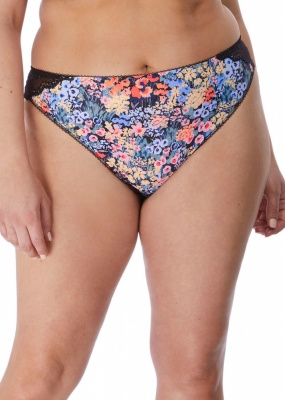 Elomi Lucie Brazilian Brief - Meadow
