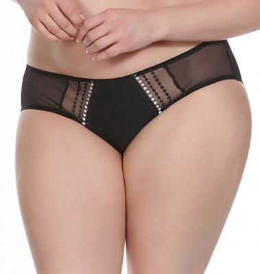 Elomi Matilda Brief - Black