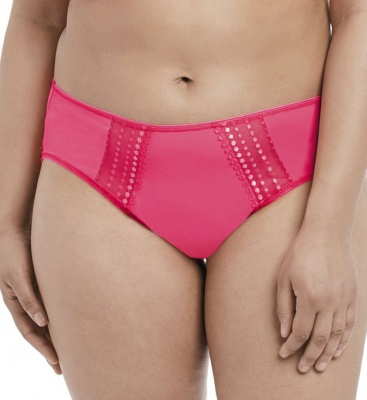 Elomi Matilda Brief - Neon Pink - 2XL