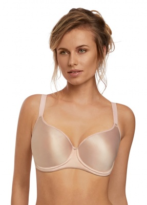 Fantasie Aura Moulded T-Shirt Bra - Natural Beige