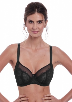Fantasie Twilight Side Support Bra - Black