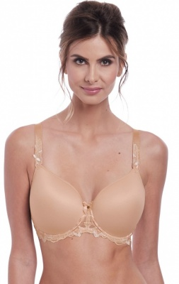 Fantasie Leona Moulded Spacer Bra - Natural Beige