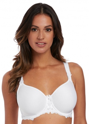 Fantasie Leona Rebecca Underwired Spacer Full Cup Bra - White
