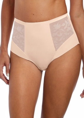Fantasie Illusion High Waist Brief - Naturally Nude