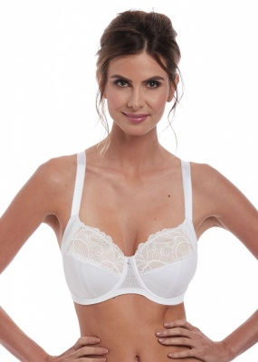 Fantasie Memoir Side Support Bra - White