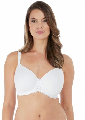 Fantasie Ana Moulded Spacer Bra - White