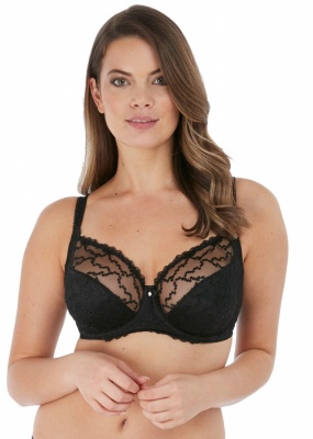 Fantasie Ana Side Support Bra - Black