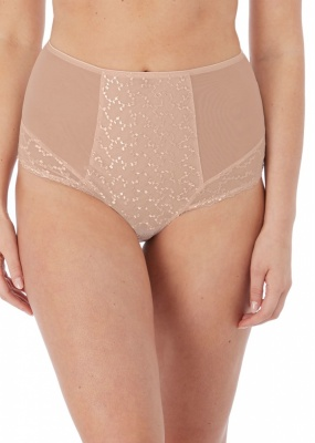 Fantasie Ana High Wasit Brief - Natural Beige