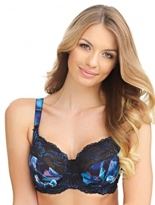 Fantasie Hayley Side Support Bra - Black