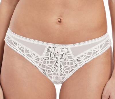 Freya Soiree Lace Brazilian Brief