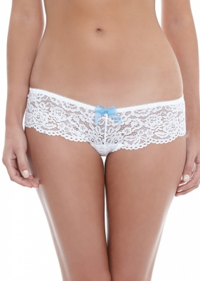 Ciao Bella Tanga Brief - Bridal White