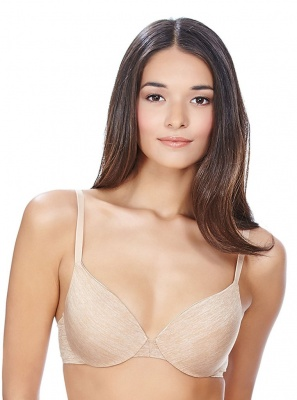 b.tempt'd b.splendid Contour Bra in Au Natural