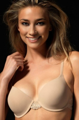 After Eden Two Way Boost Gel Multiway Bra - Nude - 36F