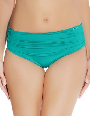 Fantasie Versailles Deep Gathered Bikini Brief - Jade