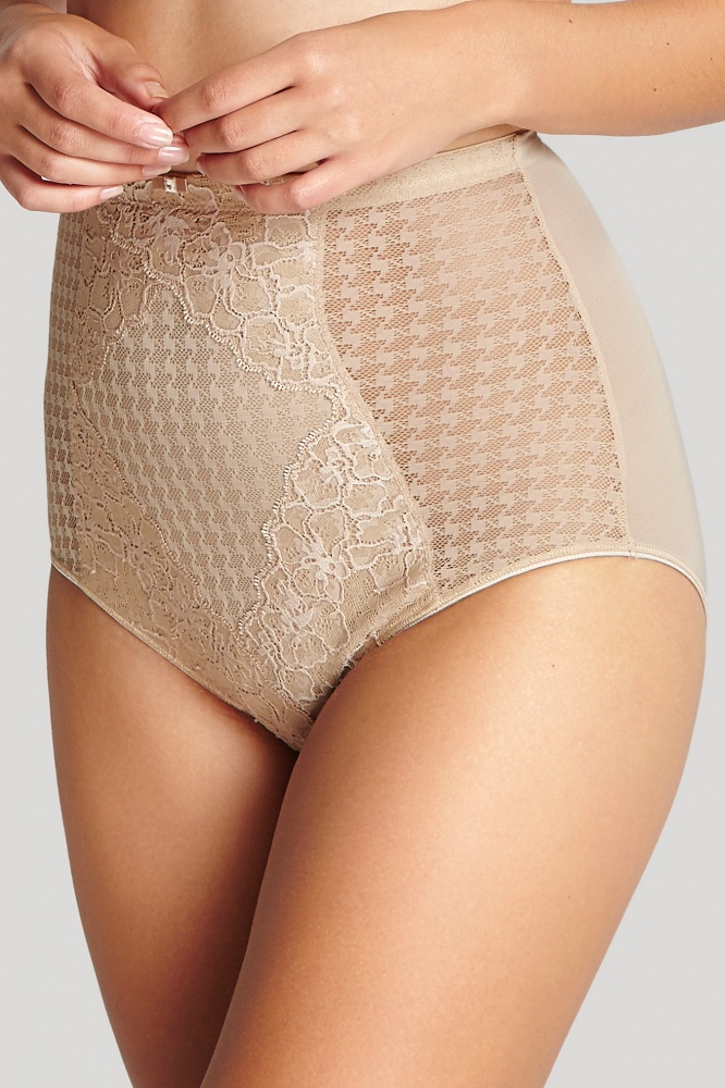 Panache Envy Shaping Brief - Chai