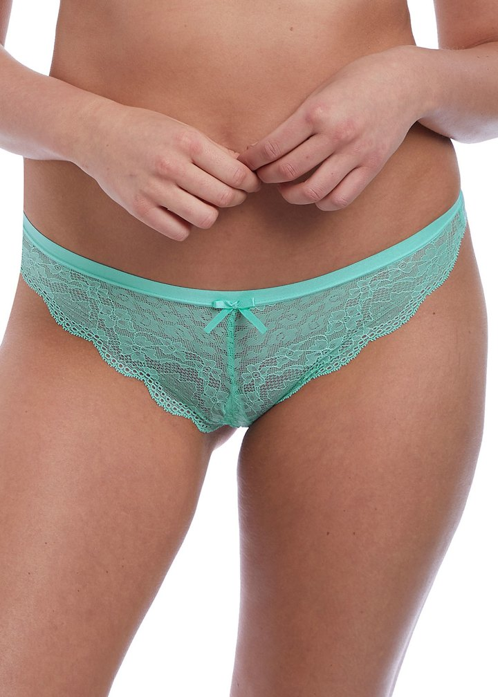 Freya Fancies Brazilian Thong - Fashion Colours