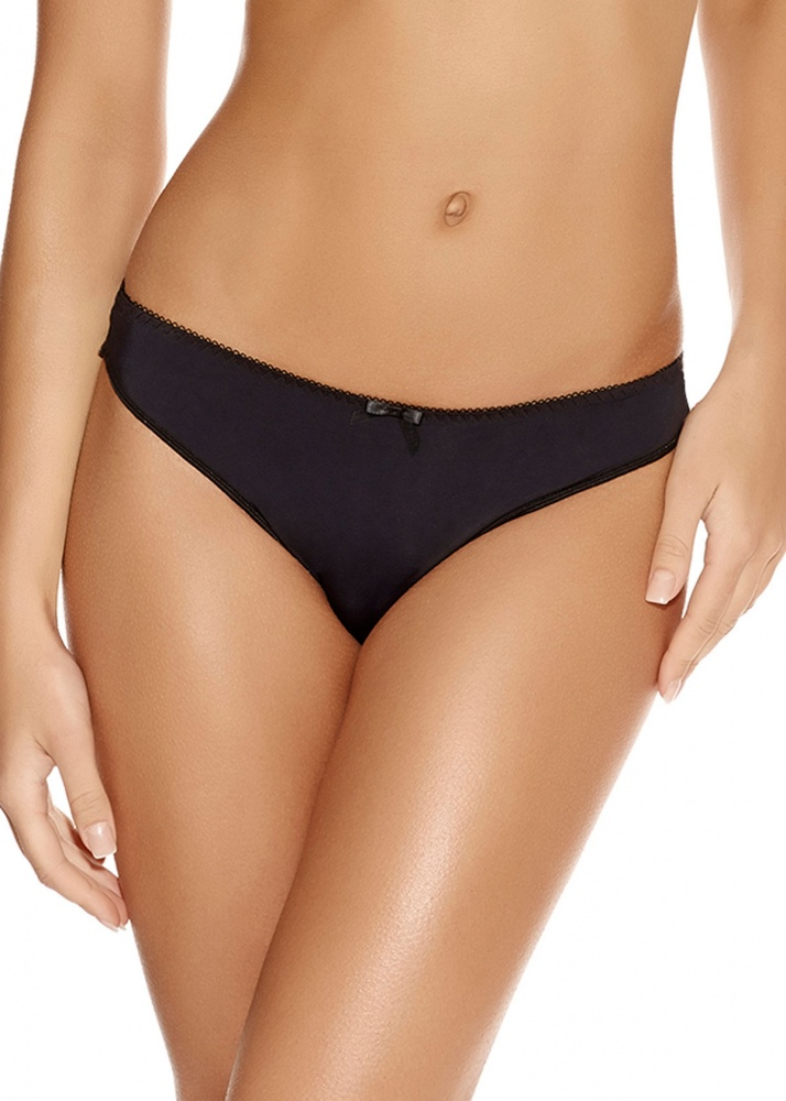 Freya Deco Thong - Black