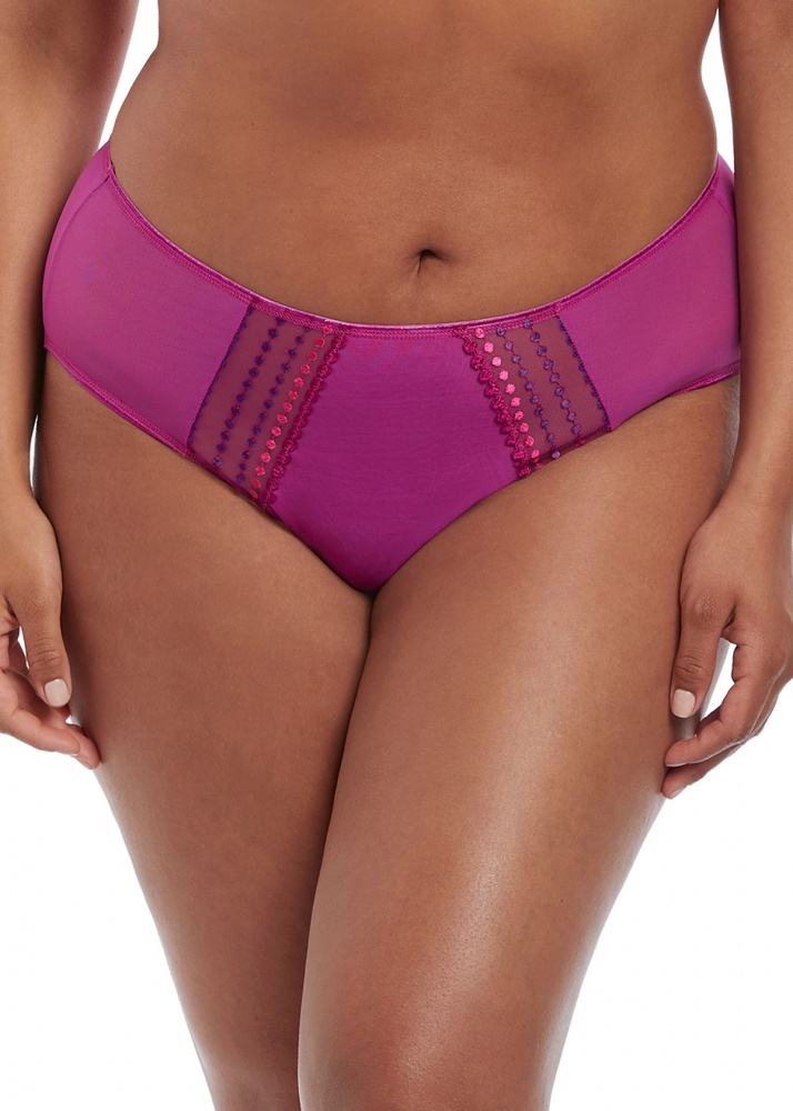 Elomi Matilda Brief - Magenta