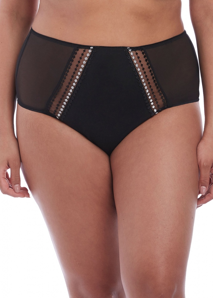 Elomi Matilda Full Brief - Black