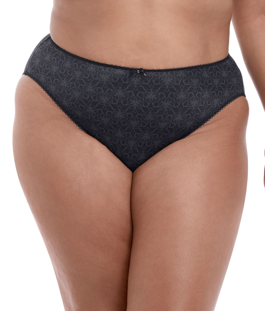 Elomi Kim Brief - Black