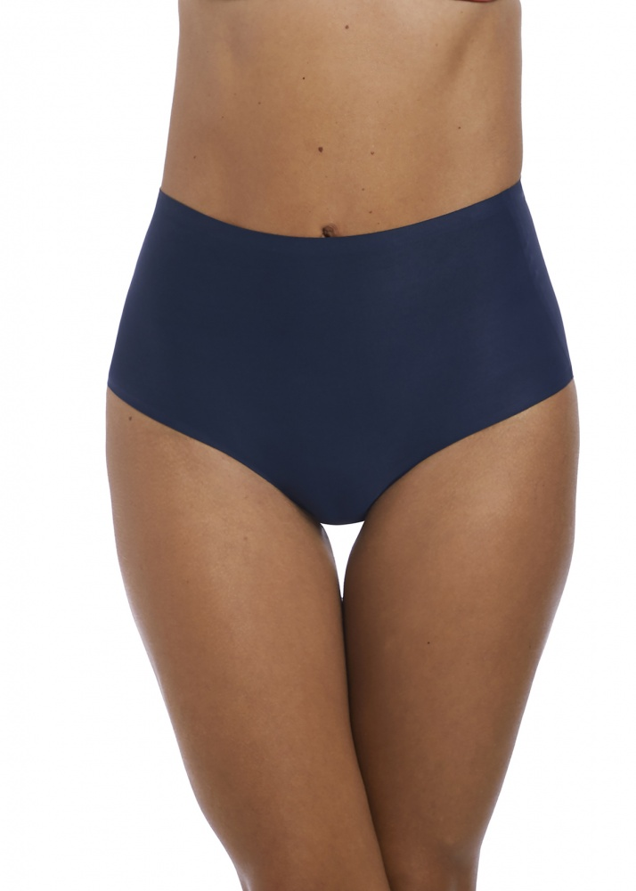 Fantasie Smoothease Invisible Stretch Full Brief - Navy