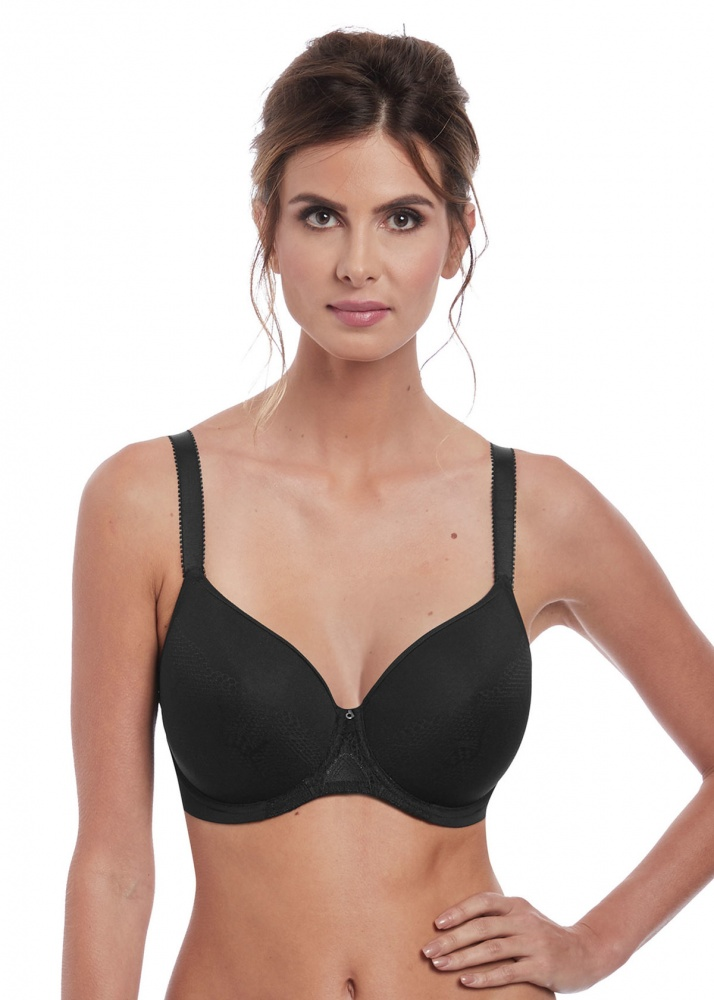 Fantasie Twilight Moulded Spacer Bra - Black