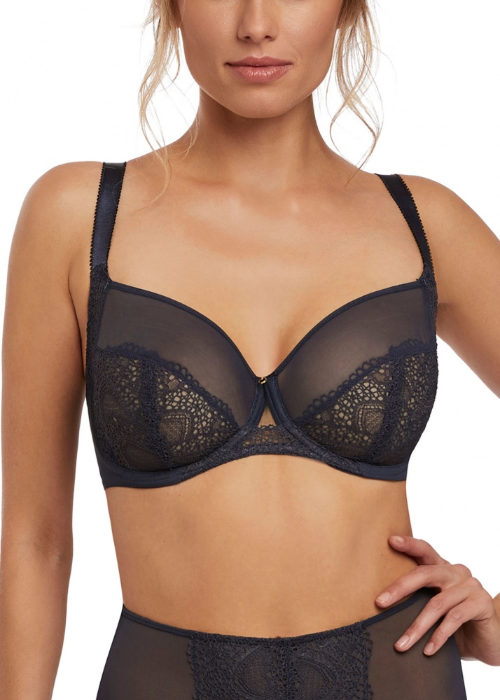 Fantasie Twilight Side Support Bra - Ink