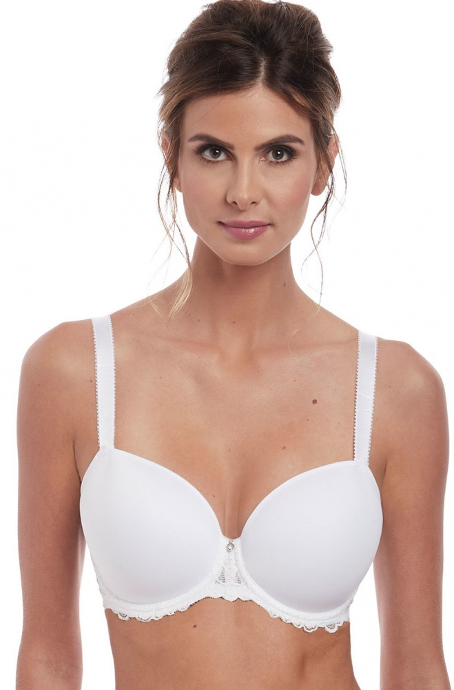 Fantasie Memoir UW Moulded T-Shirt Bra - White
