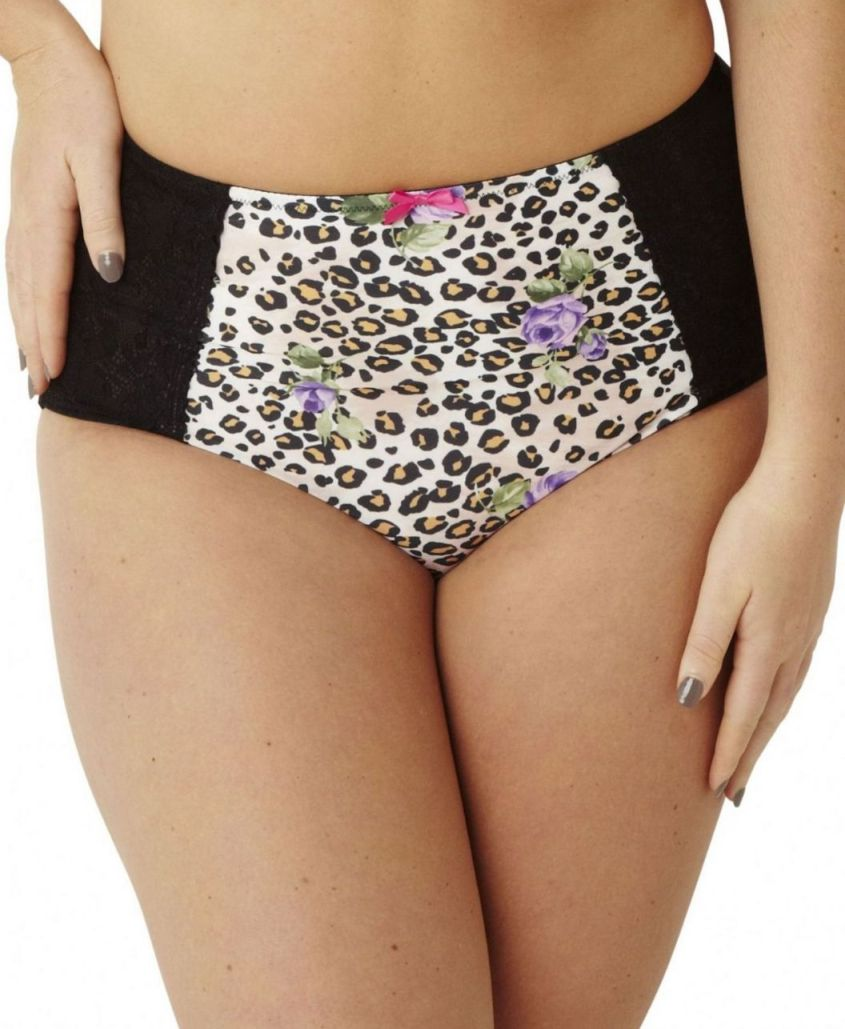 Sculptresse Chi Chi Full Brief - Animal Print