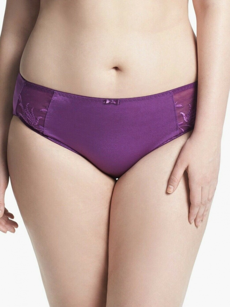 Elomi Caitlyn Brief - Grape