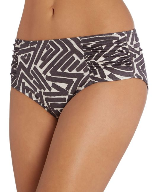 Fantasie San Marino Deep Gathered Bikini Brief - Small