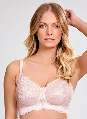 Panache Andorra Soft Cup Support Bra - Soft Blush
